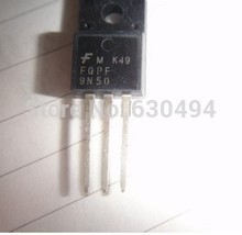 One Lot FQPF9N50C FQPF9N50 9N50 500V N-Channel MOSFET New TO-220F - Promise and Original store