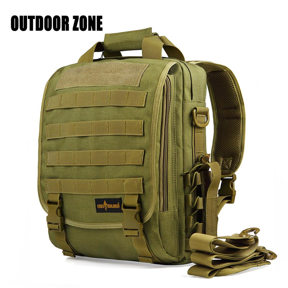Outdoor Tactical backpack Men women camping hiking travel backpack 14 inch laptop bag single shoulder military bag<br><br>Aliexpress