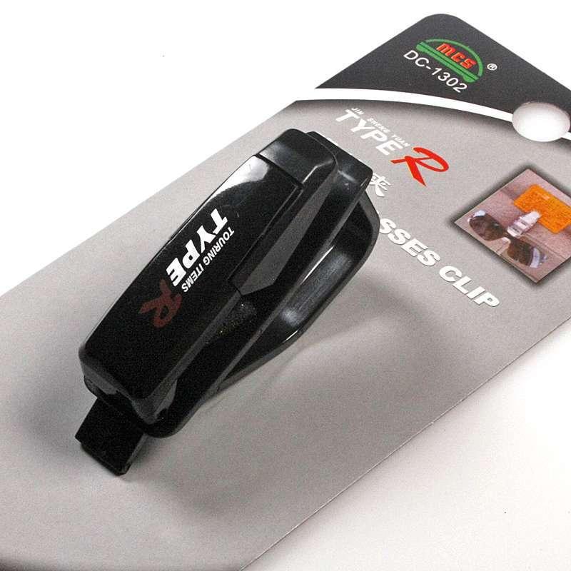 free shipping 1Pcs Eye Glasses Card Pen Holder Clip car styling car accessories Sun Visor Sunglasses for Car Auto Vehicle Black(China (Mainland))