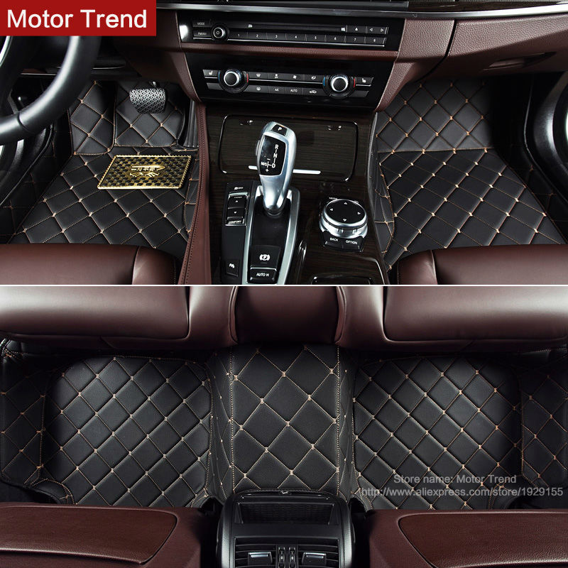 Custom fit car floor mats made for Mercedes Benz E class W211 W212 S211 S212 E200 E220 E280 E300 E320 E350 carpet rus liners(China (Mainland))
