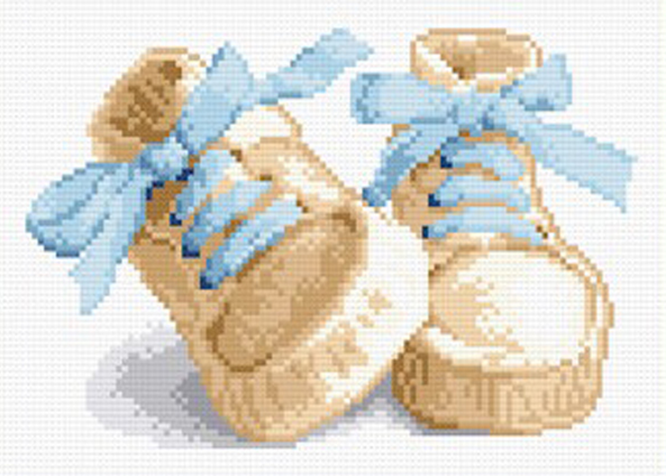KT 5D diamond embroidery diy diamond Painting baby shoes pictures diamond mosaic gift diamond picture children home decor(China (Mainland))
