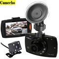 2016 New Novatek 2 lens Car DVR Dual Camera G30 1080P Video Recorder With Rear View