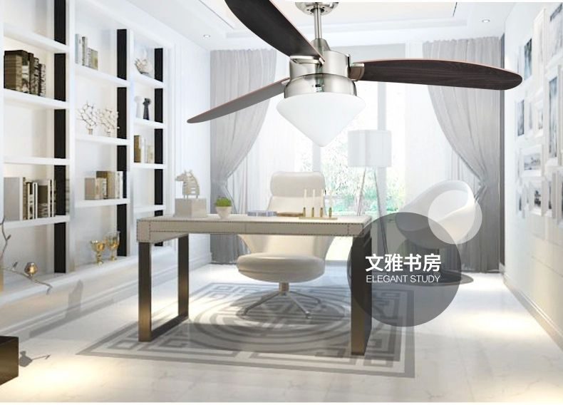 aliexpress com buy 44inch ceiling fan lighting led