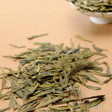 100g Chinese Organic Premium West Lake Long Jing Dragon Well Natural Green Tea 2MPK 3E1R