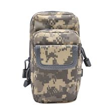 Buy Useful Tactical Package Military Life Molle Waist Pouch Bag Utility Pack Phone Case Outdoor for $5.24 in AliExpress store