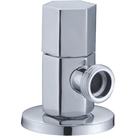 Free shipping Quality assurance plating chrome brass Angle valve-OK19<br><br>Aliexpress