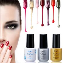 2016 UV Nail Gel Base Top Coat LED Lamp Polish Art Design Long Lasting New Bright Colorful 60 Colors - QHC FiMeet FashionNail Store store