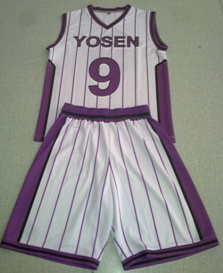 customized basketball uniforms, can make uniform as your design(China (Mainland))