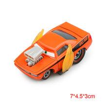Disney Pixar Cars 2 3 Lightning McQueen Mater Jackson Storm Ramirez 1:55 Diecast Vehicle Metal Alloy Boy Kid Toys Christmas Gift(China)