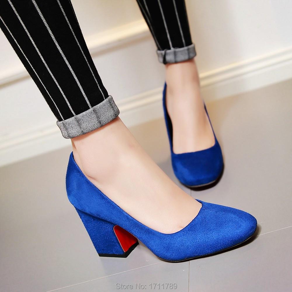 Red Bottom Black Heels