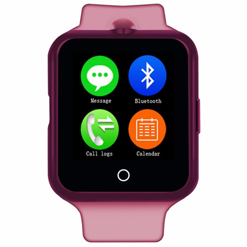 NO.1 D3 1.22 Inch MTK6261 128*128 Sleep Monitor Camera Reminder Alarm Bluetooth 3.0 Smart Watch Multi-Functional Wirst Watch(China (Mainland))
