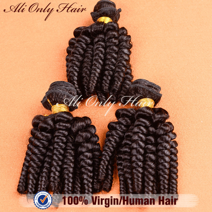Grade 6a unprocessed brazilian virgin hair aunty fumi hair 12