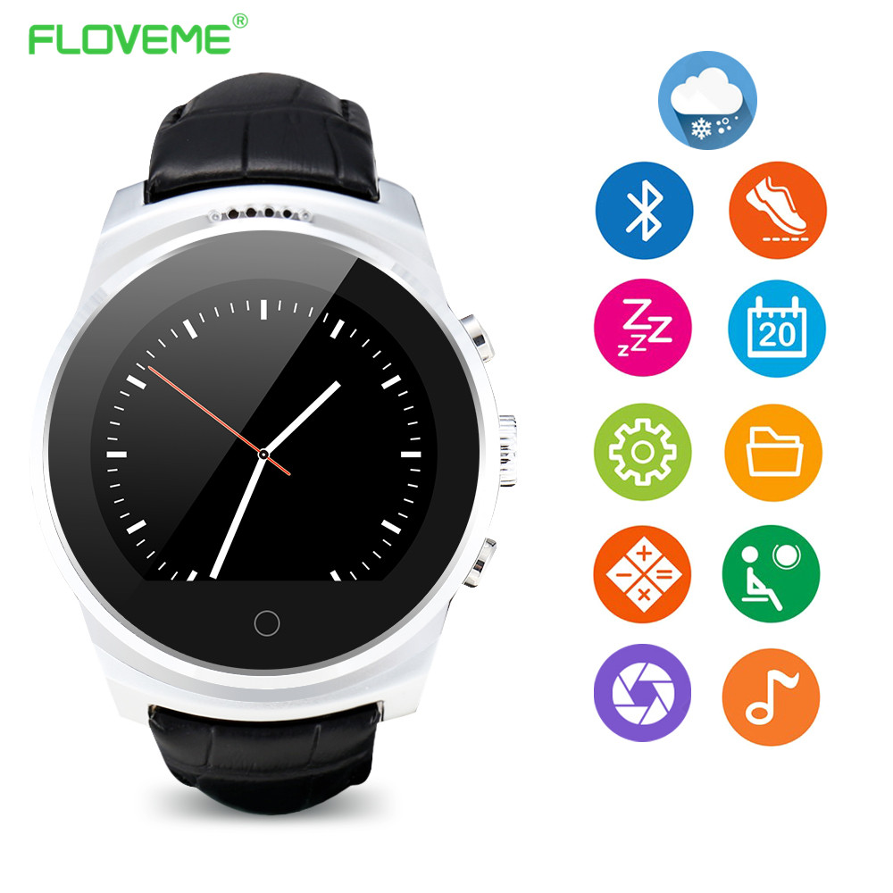 FLOVEME Bluetooth Smart Watch Android Wear C8 Smartwatch with SIM Card Intelligent Watch Multilanguage Mobile Phone Smartwatches(China (Mainland))