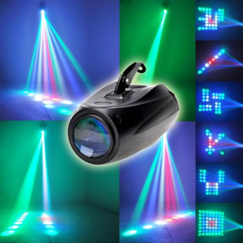 Amazing Auto/Sound Active 64 LEDs RGBW Light Disco light Club Party Show Hundreds of Patterns Dj Bar Wedding Stage Party Lights(China (Mainland))