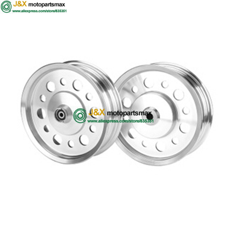 Manufacturer provides straightly electric tricycle aluminum alloy wheel hub Scooter hub YBR 125 150(China (Mainland))