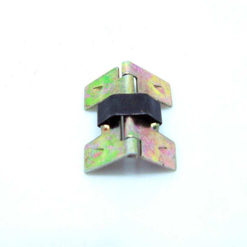 50pcs 21*13mm small metal hinge hardware antique hinge wholesale(China (Mainland))