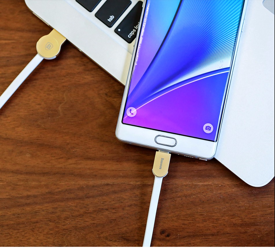 Baseus Keyble Zinc Alloy Cable Type-C to USB cable with charging sync data 2A  for OnePlus 2 Nexus 6P 5X ZUK Z1 xiaomi 4c Z