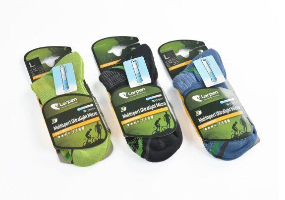 Зима lorpen шерсть спортивные носки на открытом воздухе отдых туризм походы носки coolmax лайкра толщиной очень