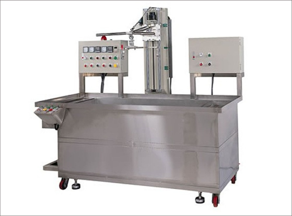 Water soluble film transfer printing machine with dipping tank No.AB002 Water tranfer printing machine & Hydro graphic tank(China (Mainland))