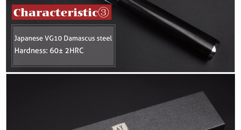 """Buy XINZUO 67 layers 3.5"""" paring knife Japanese VG10 Damascus kitchen knife peeling Utility knife ebony wood handle free shipping cheap"""