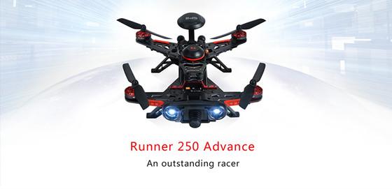 Walkera RUNNER 250 Advance 250 Size Mini Racing Quadcopter W/ Devo 7 Radio 1080 HD Camera OSD Backpack RTF<br><br>Aliexpress