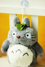 20cm large Hot Sale Japan anime Totoro toy free shipping totoro baby toys for children plush toy one piece free shipping