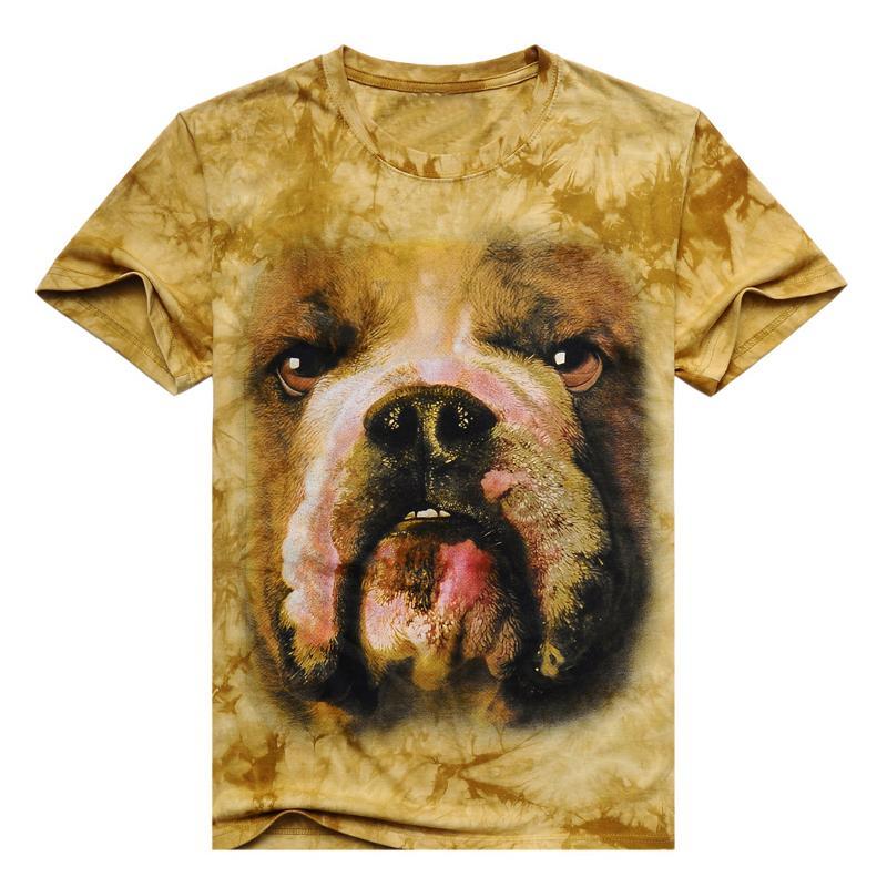 HTB1P9dvJXXXXXc0XFXXq6xXFXXXw - 2017 Men 3D T Shirt Animal Short Sleeves Cotton O-Neck Tiedye Personalized T-Shirt Water Printed Tee Shirts T-Shirts Clothes A8