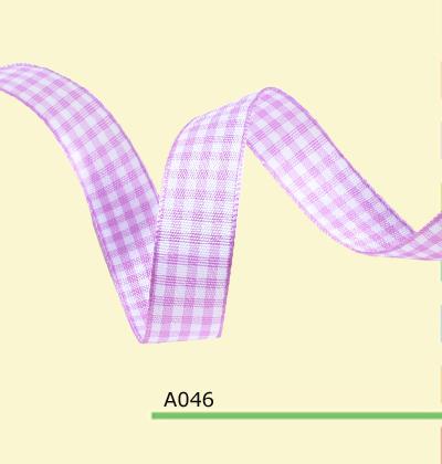 5 8 Inch 15mm font b tartan b font plaid ribbon