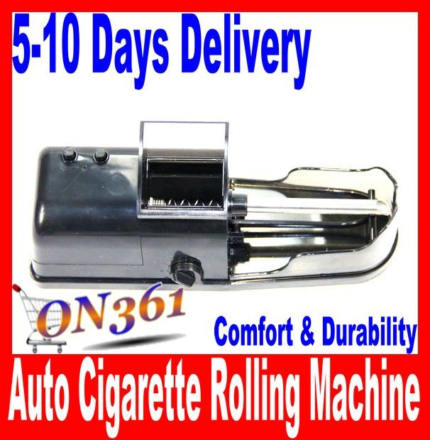 Wholesale and Retail Tobacco Roller Tube Rolling Injector Cigarette Maker  Machine Fast Shipping