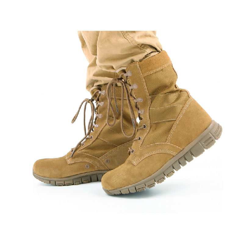 Men's Military footwear Outdoor Hiking Desert boots Shoes Tactics Army Fans Combat Caravan Snow Boots Climbing zhm70