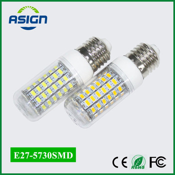 E27 Led Bulbs Corn Lights SMD5730 220V 24 36 48 56 69leds LED Corn Bulbs Lamps Christmas lampada led Candle Lighting