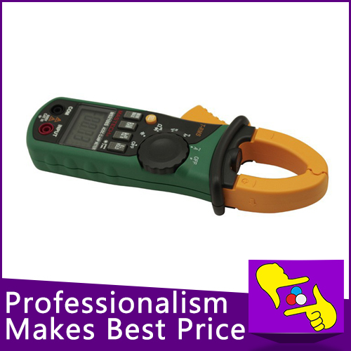 MASTECH MS2108S True RMS AC-DC Clamp Meter / AC voltage / current measurement True RMS(China (Mainland))