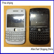 Original Touch Screen with Housing Cover Case For Blackberry Bold 9790 Housing +Keypad +Button +LOGO, Free Shipping(China (Mainland))