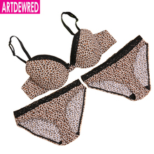 Buy Large Size 36 38 40 42 B C D Full Cup Women Sexy Push Lace Floral Bra Sets Cheap Nylon Bra 2 Panty Sets Underwear Set for $6.38 in AliExpress store