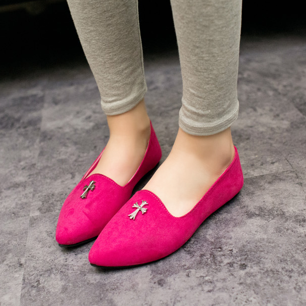 European Style Fashion Casual Shoes Boat Shoes In Women 39 S Flats From Shoes On