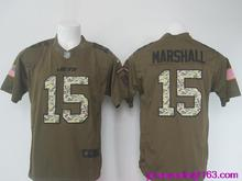 2016 Men New York Jets #15 brandon marshall Green Salute To Service Limited(China (Mainland))