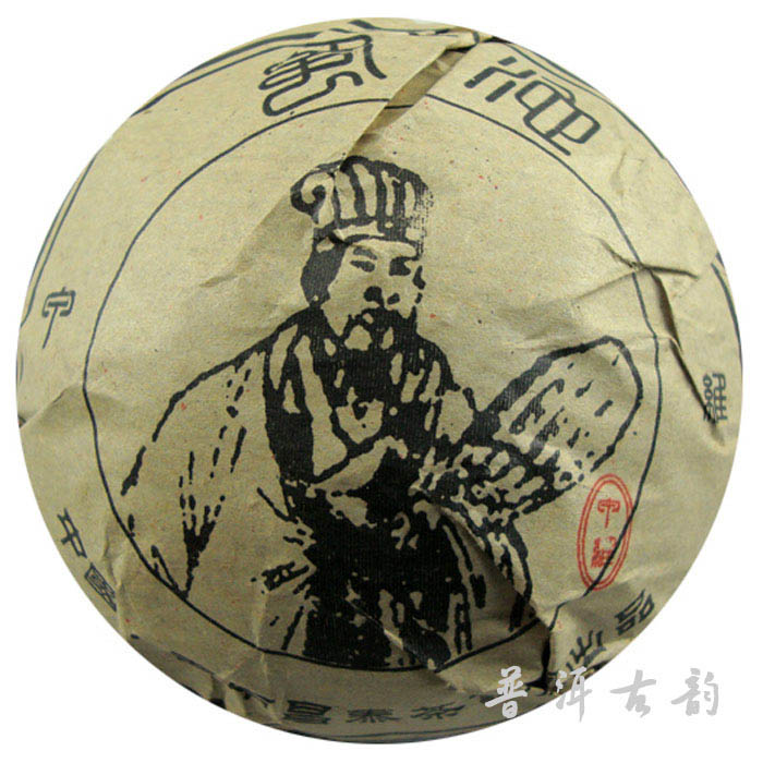 Famous Raw Old Puer tea 100g 2005yr Changtai Tuo tea Bamboo dry storage Yunnan Raw Old