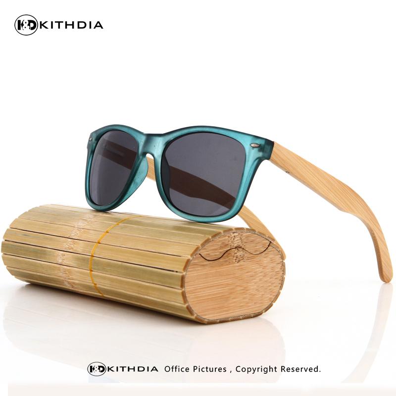 KITHDIA Wood Sunglasses men Vintage Brand Designer women bamboo Sunglasses Original Brands Eyewear Summer Style Luxury Oculos(China (Mainland))