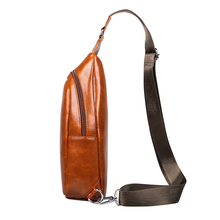 HOT 2015 New Arrival Lovers chest bag High quality PU leather chest pack Three color brand