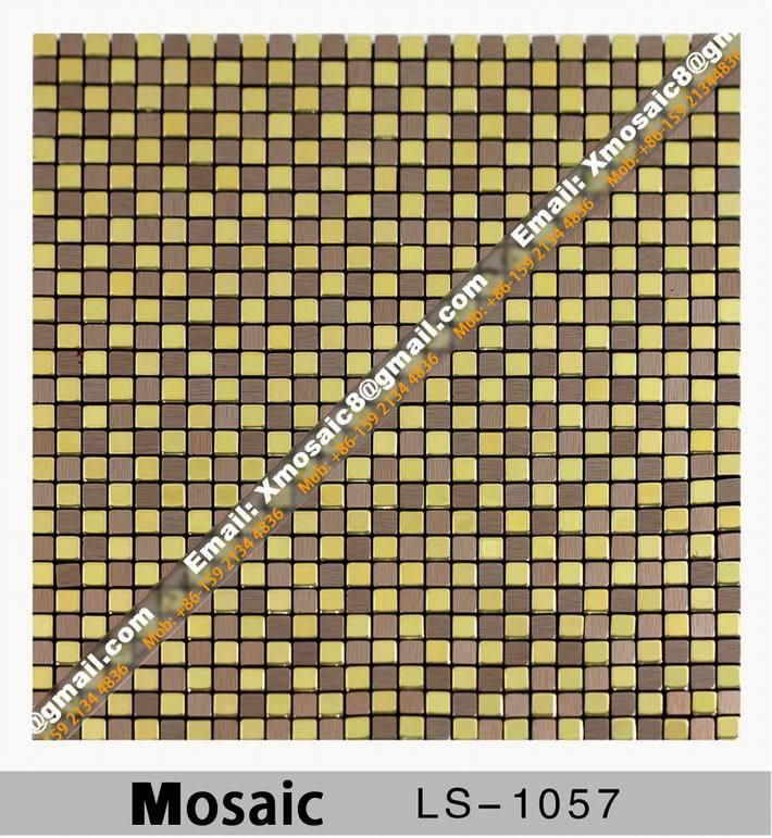 Aluminum Wall Mosaic #LS-1057<br><br>Aliexpress