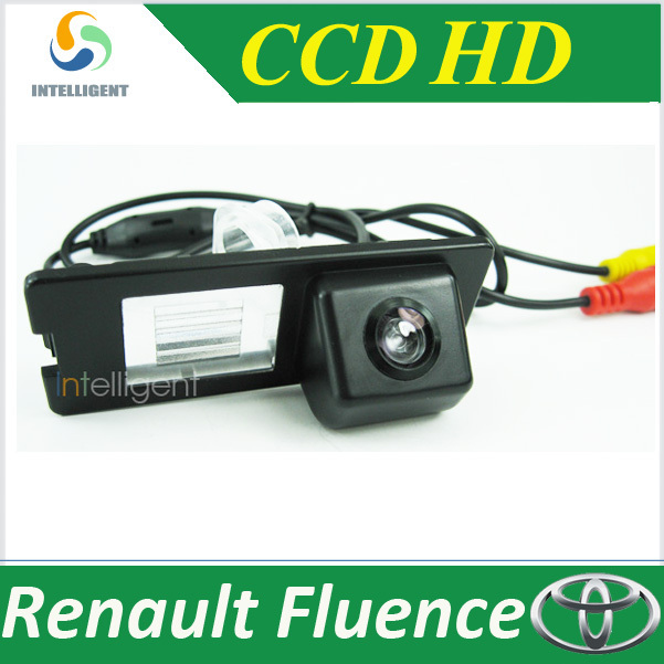 CCD night vision Car rear view camera For Renault fluence night vision 170 degree angel car parking camera