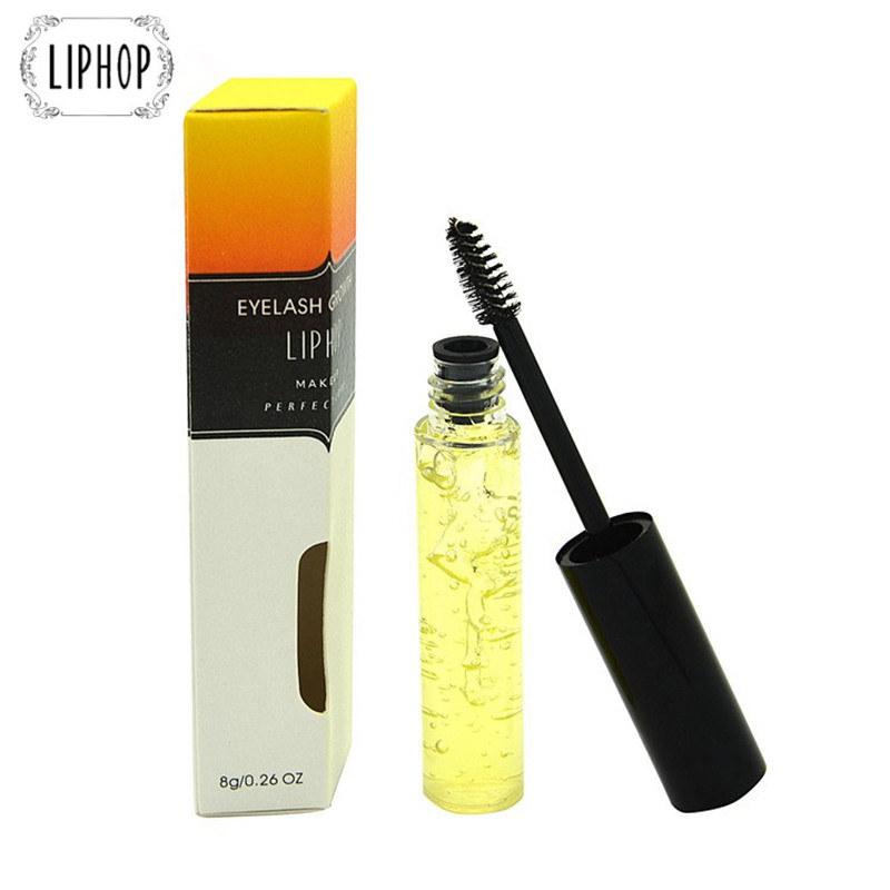 2015 Women Makeup Brand Powerful Eyelash Growth Treatments Liquid Serum Enhancer Eye Lash Longer Thicker 7