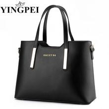 Women Messenger Bags Ladies Tote Small shoulder bag woman brand leather handbag crossbody bag with scarf lock designer bolsas(China (Mainland))