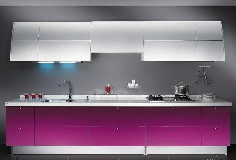 Online buy wholesale kitchen cabinets direct from china for Chinese kitchen cabinets wholesale
