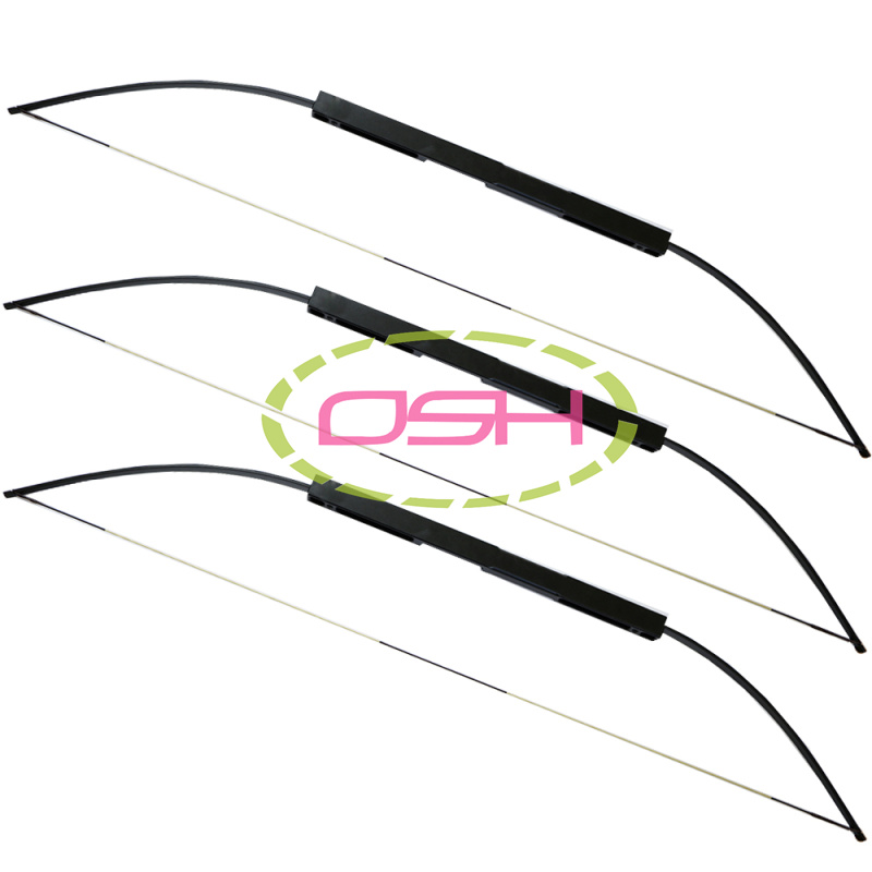 59inch Recurve Bow Archery Take Down Traditional Bows and Arrows with Fiberglass Limbs 40 60LBS RH