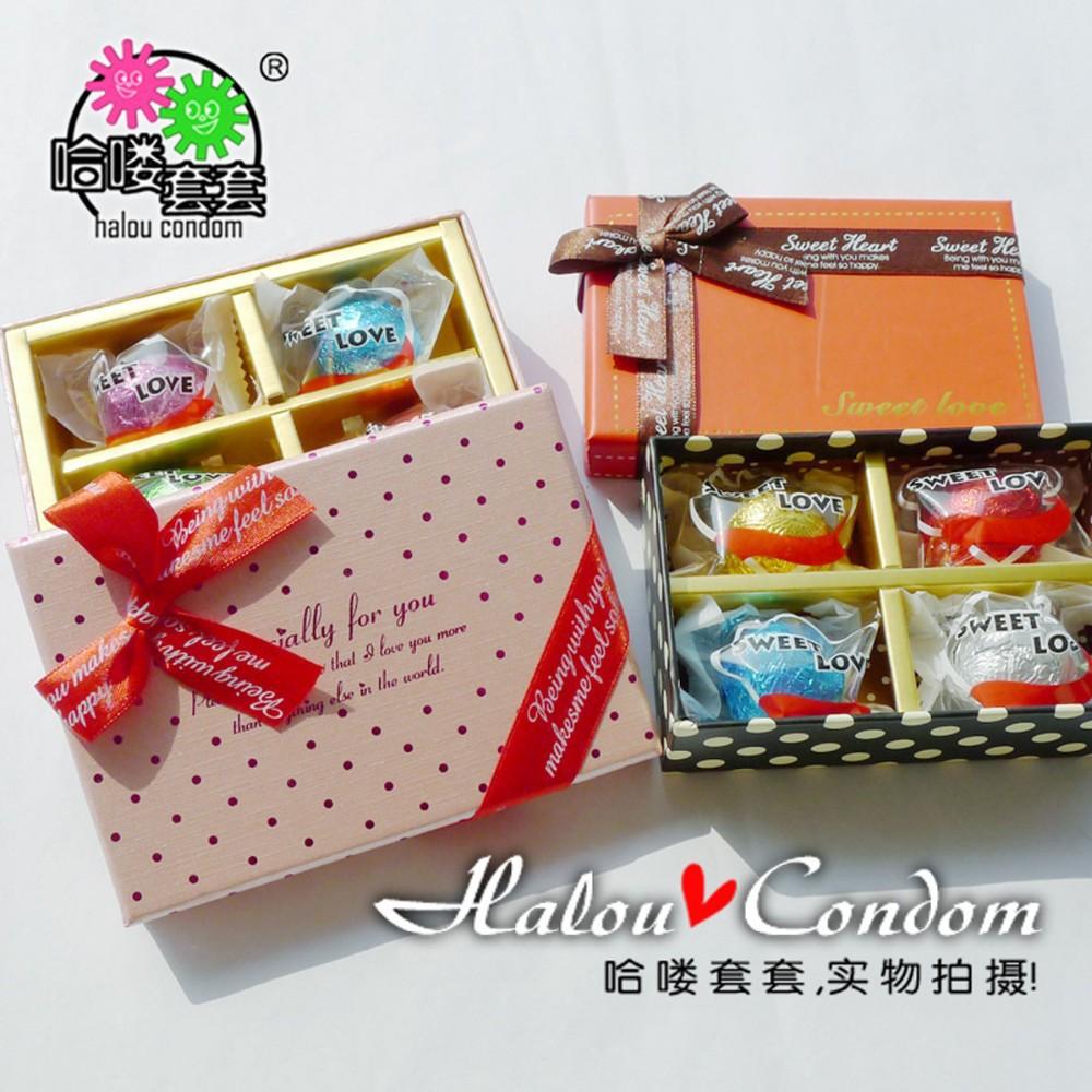 Подарки из презервативов 89