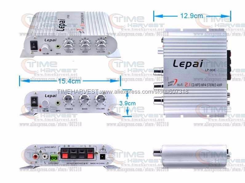 LP838 Amplifier