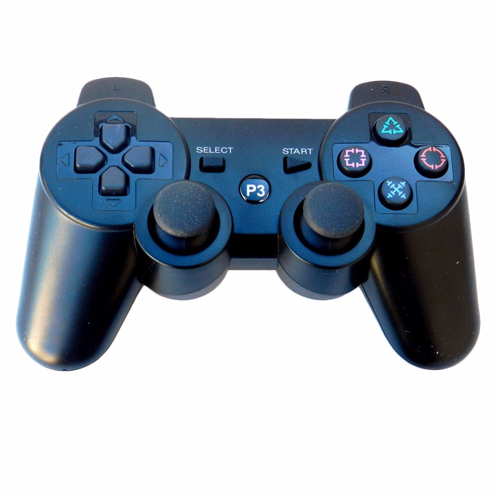 2016 New 2.4GHz Wireless Bluetooth Game Controller For sony playstation 3 PS3 SIXAXIS Controle Joystick Gamepad(China (Mainland))