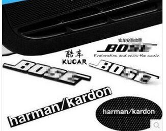 Наклейки Harman kardon BMW X 1 X 6 X 5 E71 F07 E46 E92 E93 F30 4