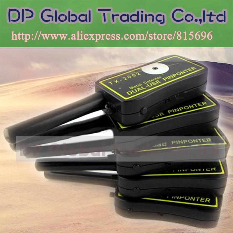 TX-2002 DUAL USE PINPOINTER metal detector Hand Held Metal Detector 2 - DP Global Trading Co.,ltd store